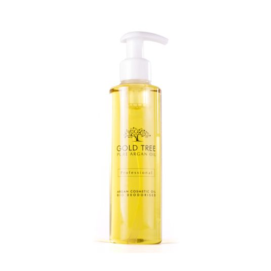 gold tree aceite organico puro argan oil 200ml
