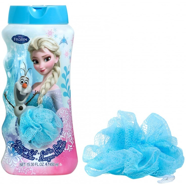 frozen gel 450 ml + esponja