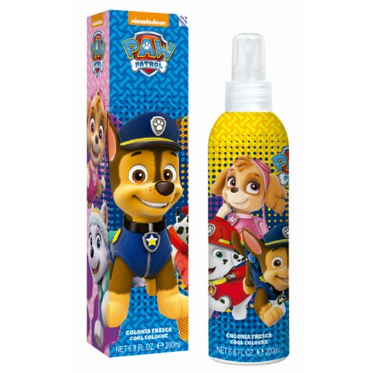 PAW PATROLFIGURA 3D COLONIA 200 ML
