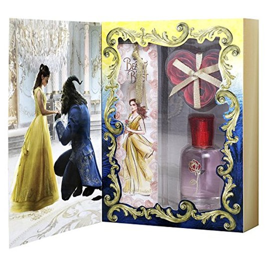 BELLA Y BESTIA SET COLONIA 50ML + LIBRO