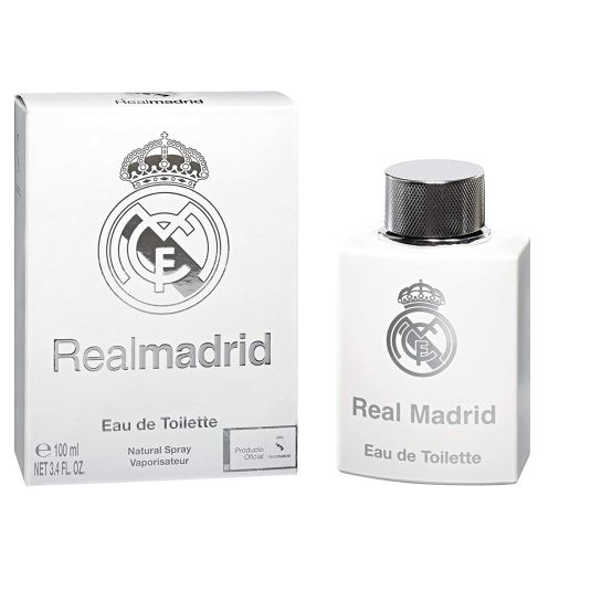 REAL MADRID EAU DE TOILETTE 100ML