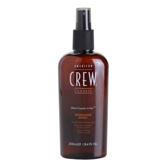 american crew classic grooming spray fijación flexible 250ml