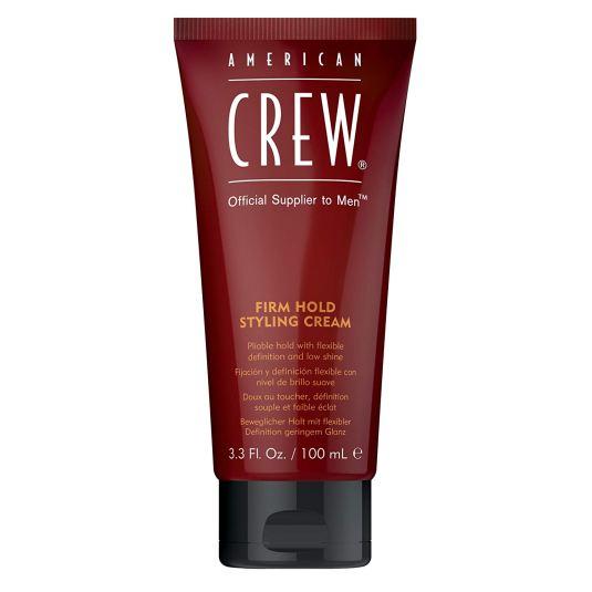 american crew firm hold styling cream crema fijación y definición 100ml