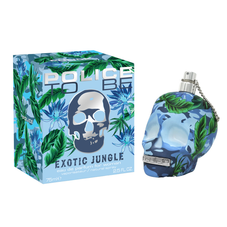 Police To Be Exotic Jungle Man Eau De Toilette