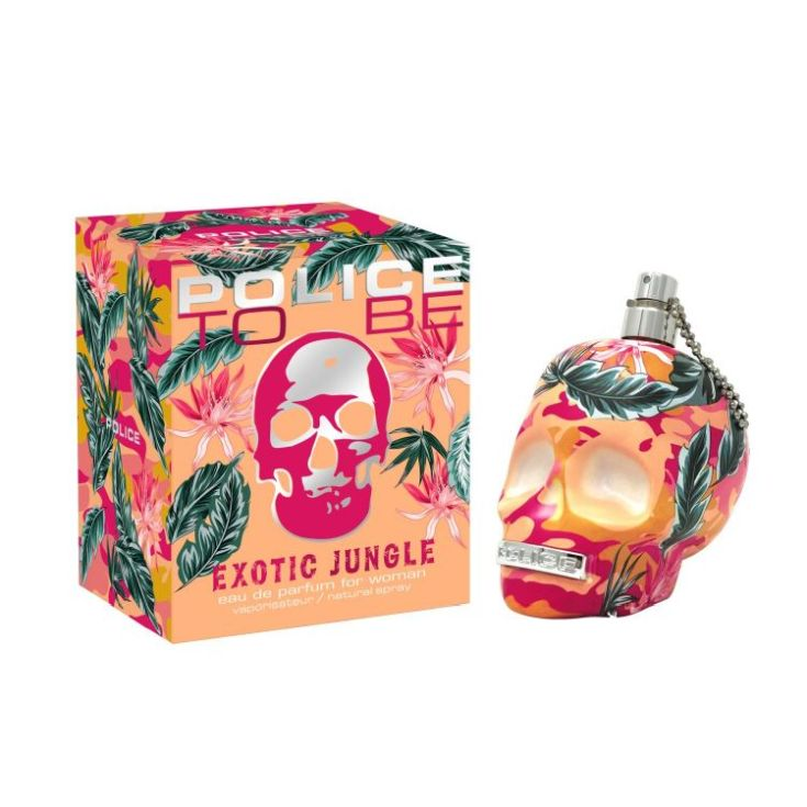 Police To Be Exotic Jungle WOMAN Eau De Toilette