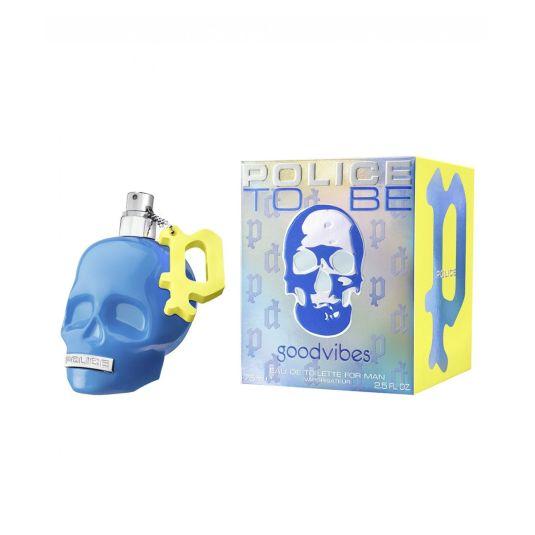 police to be good vibes man eau de toilette