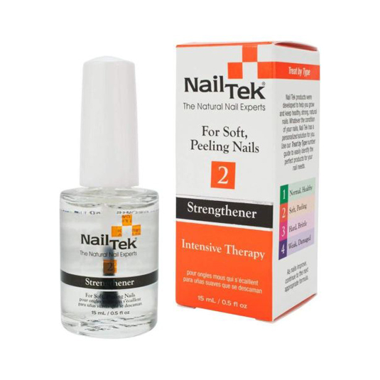 NAILTEX ENDURECEDOR INTENSE THERAPY 2 PARA UÑAS BLANDAS Y ESCAMADAS 15 ML