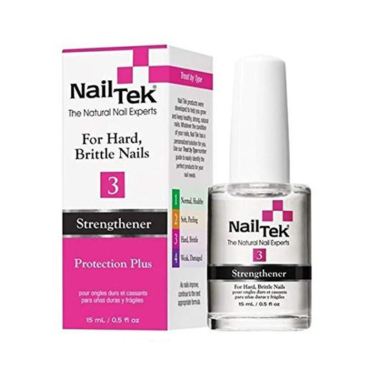 NAILTEX ENDURECEDOR XTRA 3 PARA UÑAS DURAS Y QUEBRADIZAS 15 ML