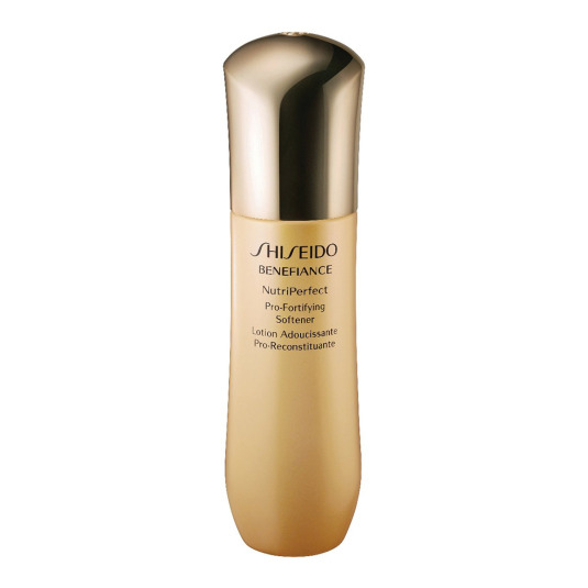 shiseido benefiance nutriperfect pro fortifying softener loción 150ml