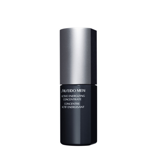 shiseido men active energizing concentrate sérum 50ml
