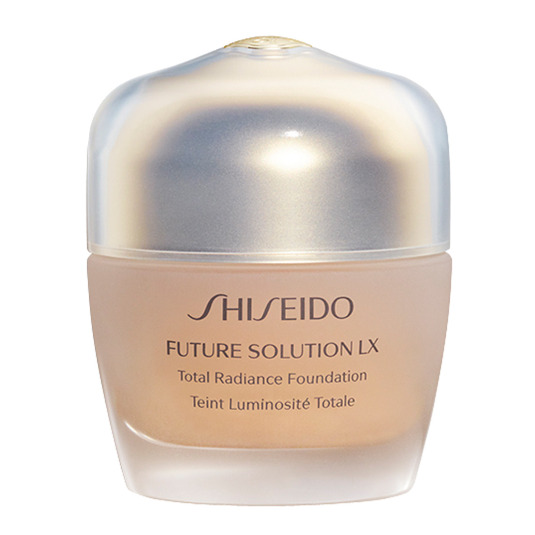 shiseido future solution lx total radiance foundation base de maquillaje
