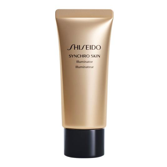 shiseido synchro skin pure gold iluminador