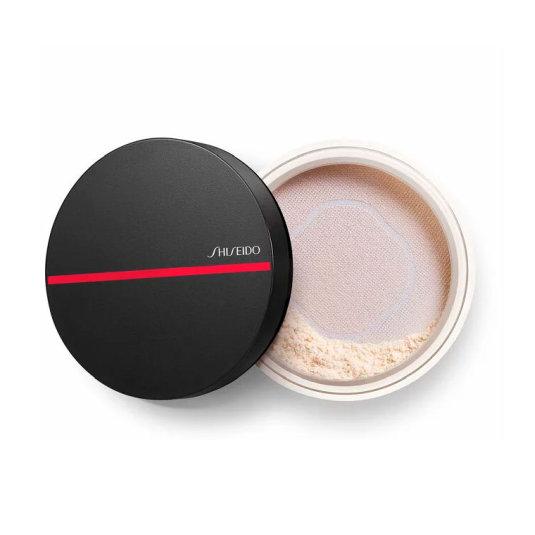 shiseido synchro skin invisible silk radiante polvos sueltos
