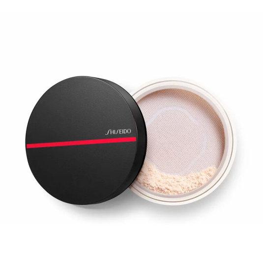 shiseido synchro skin invisible silk mate polvos sueltos