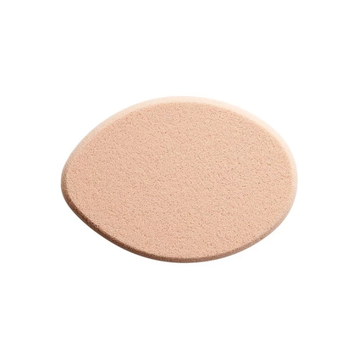shiseido sponge puff for stick foundation esponja base de maquillaje