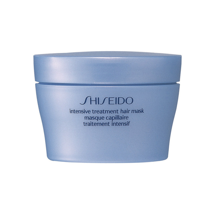 shiseido intensive treatment mascarilla capilar intensiva 200ml