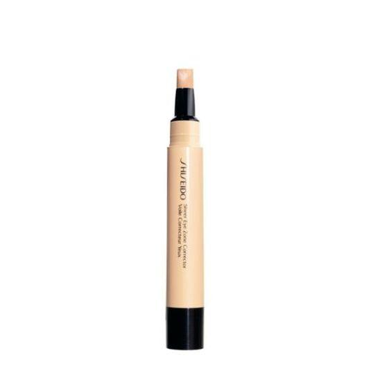 shiseido corrector de ojeras