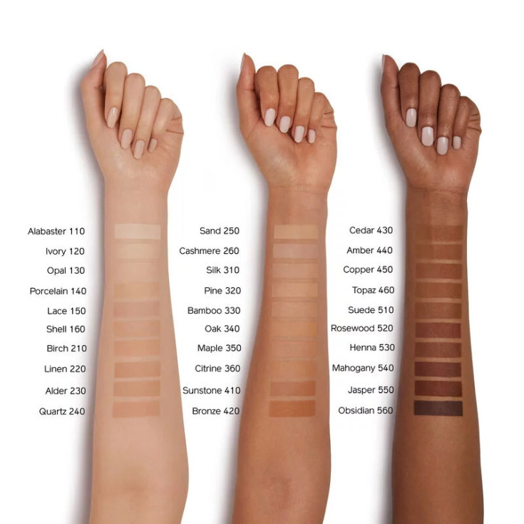 shiseido synchro skin luminizing glow foundation base de maquillaje spf30 oil free