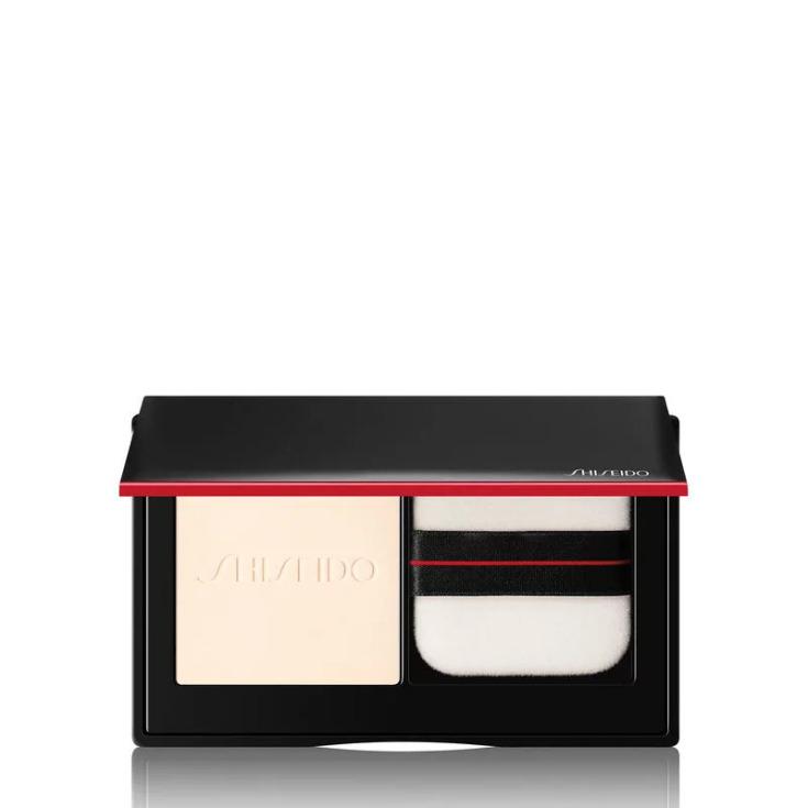 shiseido synchro skin invisible silk polvos compactos