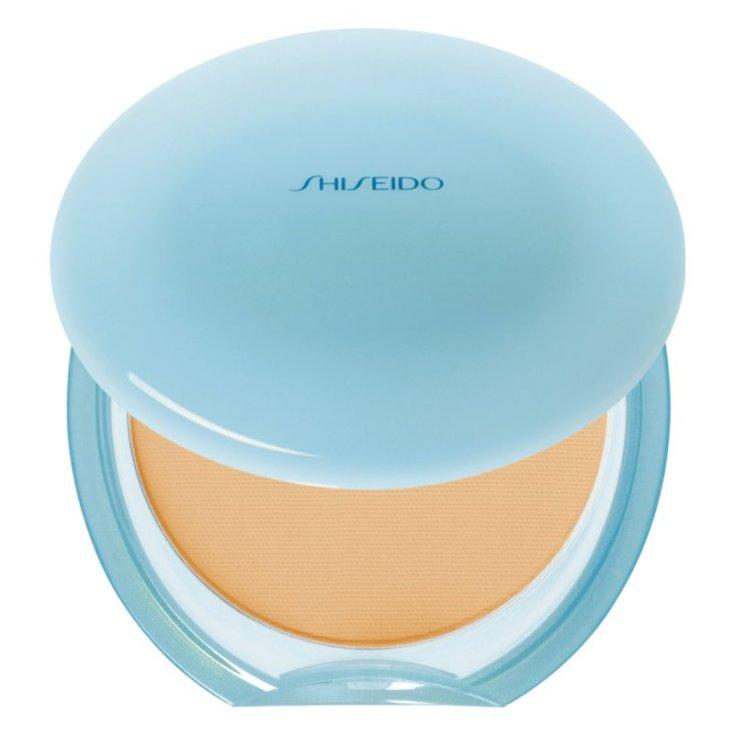 shiseido matifying compact oil free base de maquillaje