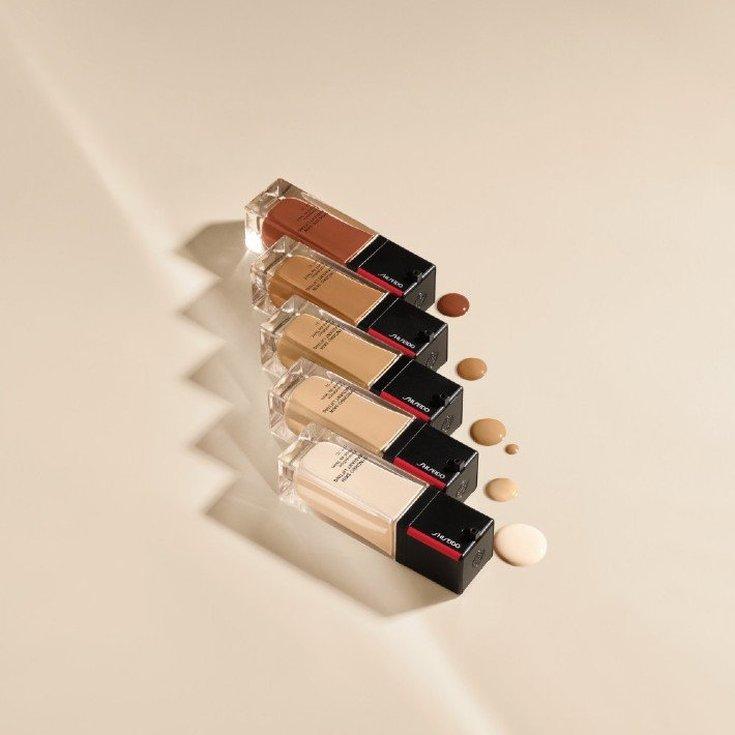 shiseido synchro skin radiant lifting foundation spf30