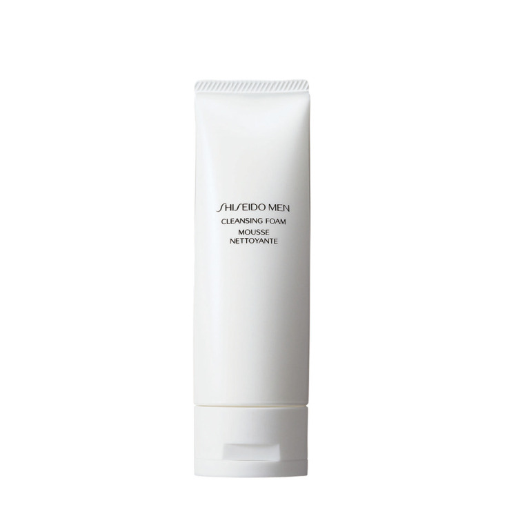 shiseido men cleansing espuma limpiadora 125ml