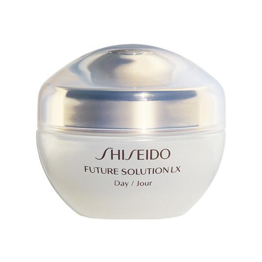 shiseido future solution lx total protective cream spf20 50ml