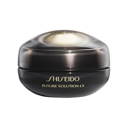 shiseido future solution lx eye and lip contour regenerating cream 17ml