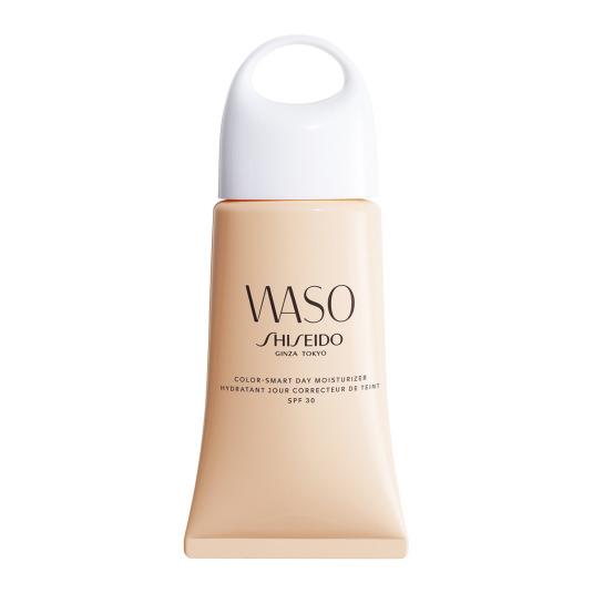 shiseido waso color-smart day moisturizer spf30