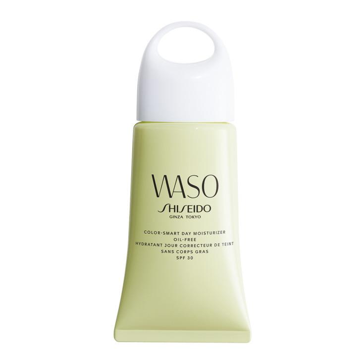 shiseido waso color smart day moisturizer oil-free spf30 50ml