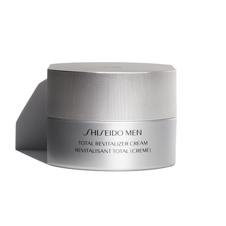 shiseido men total revitalizer crema anti-envejecimiento  50ml