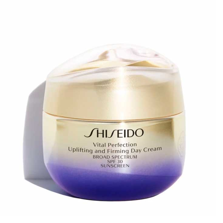 shiseido vital perfection uplifting and firming tratamiento facial reafirmante crema 50ml