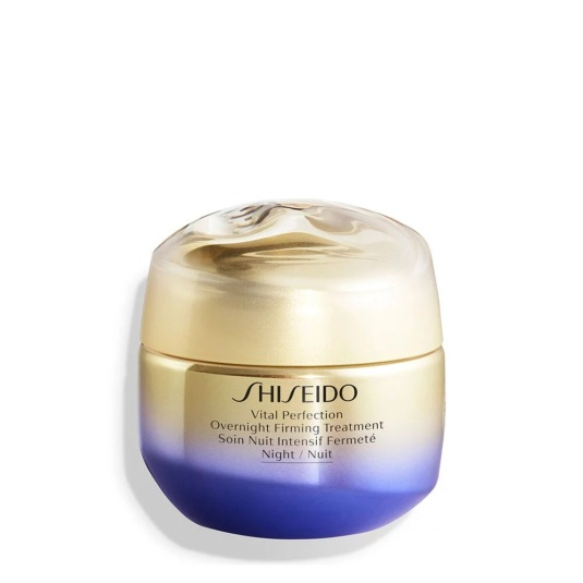 shiseido vital perfection uplifting and firming tratamiento facial reafirmante crema noche 50ml