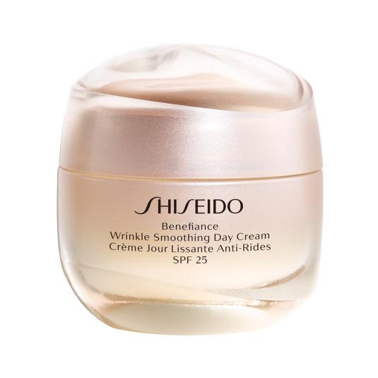 shiseido benefiance wrinkle smoothing cream spf25 50 ml