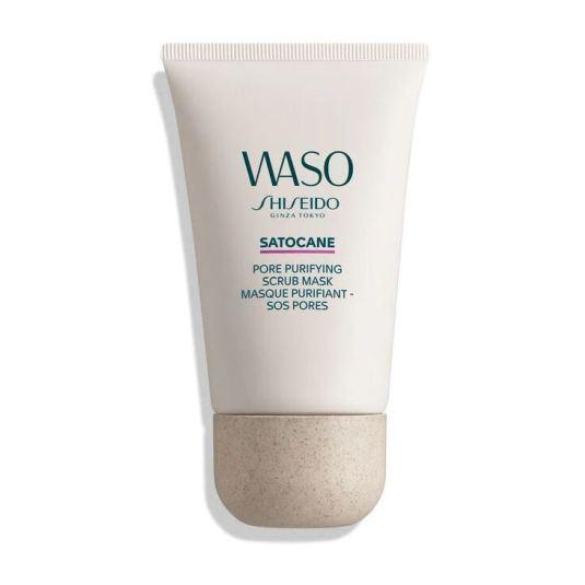 waso satocane pore purifying scrub mask 80ml