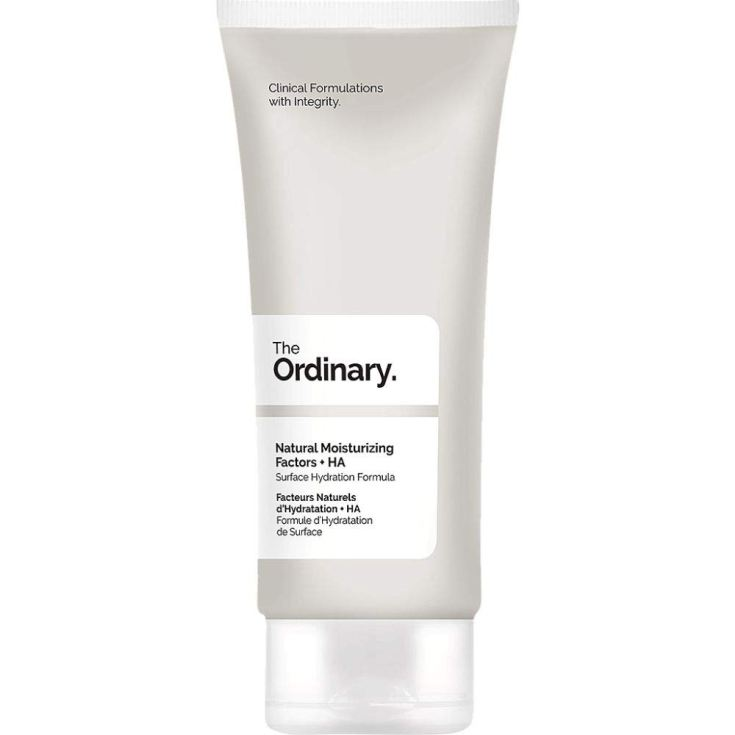 the ordinary natural moisturizing factors + ha 100ml