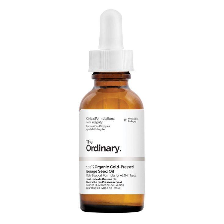 ordinary 100% cold-pressed borage oil 30ml