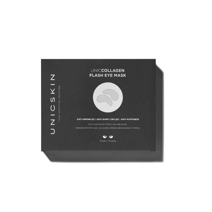 unicskin uniccollagen eye flash mask 10x2