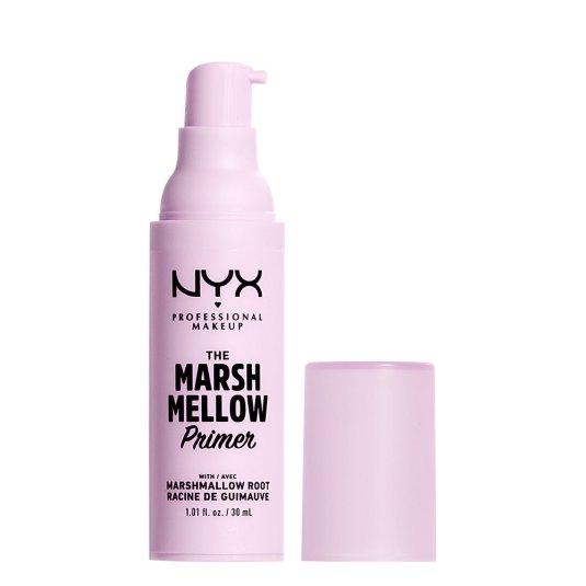 nyx professional prebase de maquillaje marshmellow smoothing prime