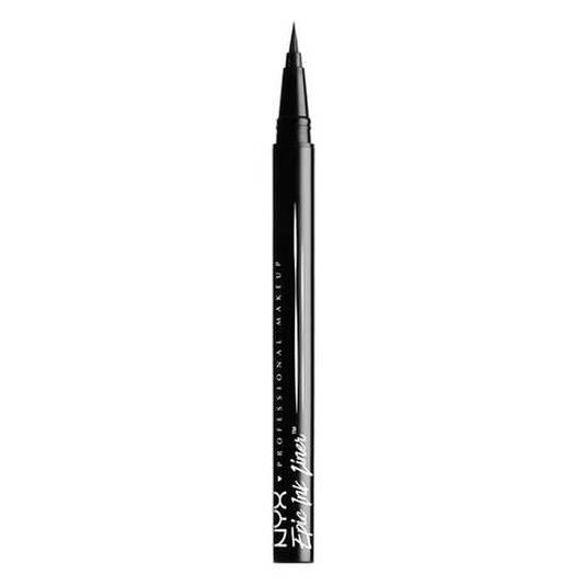 nyx epic ink liner eyeliner liquido