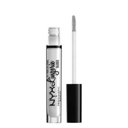 nyx lip lingerie gloss brillo de labios
