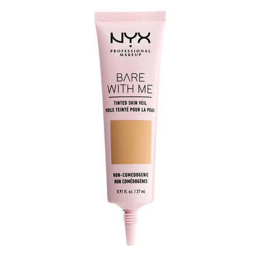 nyx bare with me base de maquillaje