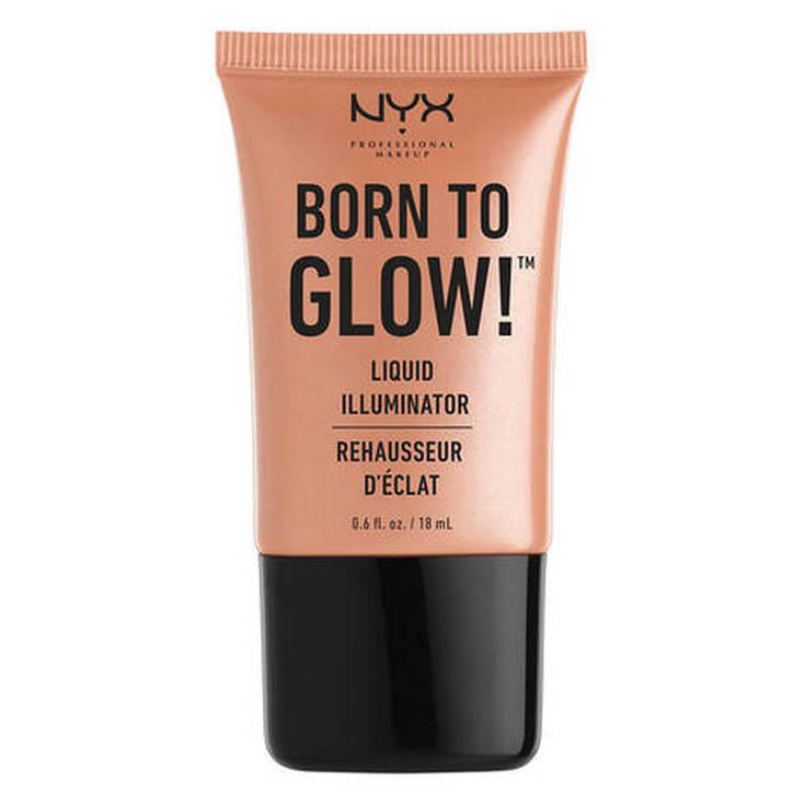 nyx born to glow liquid illuminator iluminador liquido