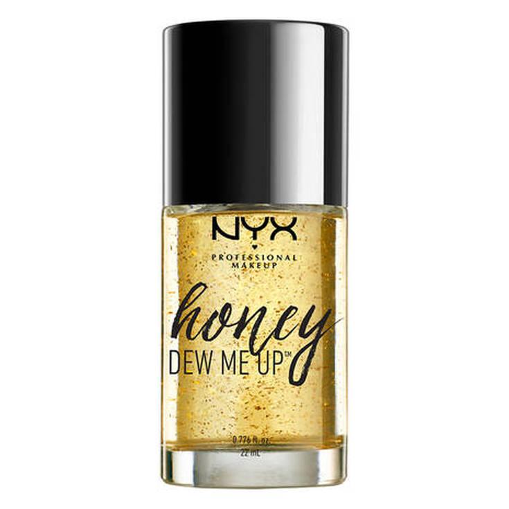 nyx honey dew me up primer prebase maquillaje spray