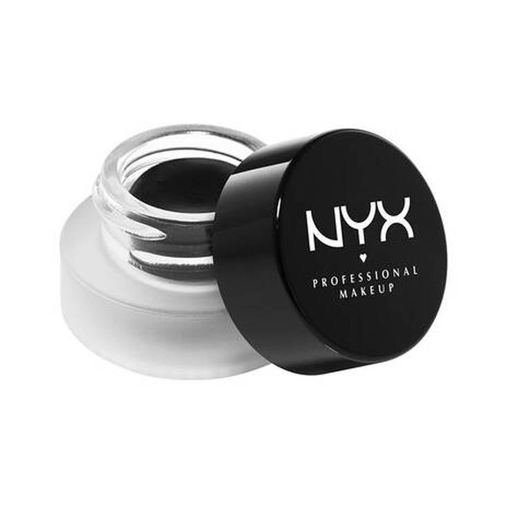 nyx epic black mousse liner eyeliner tarro mousse