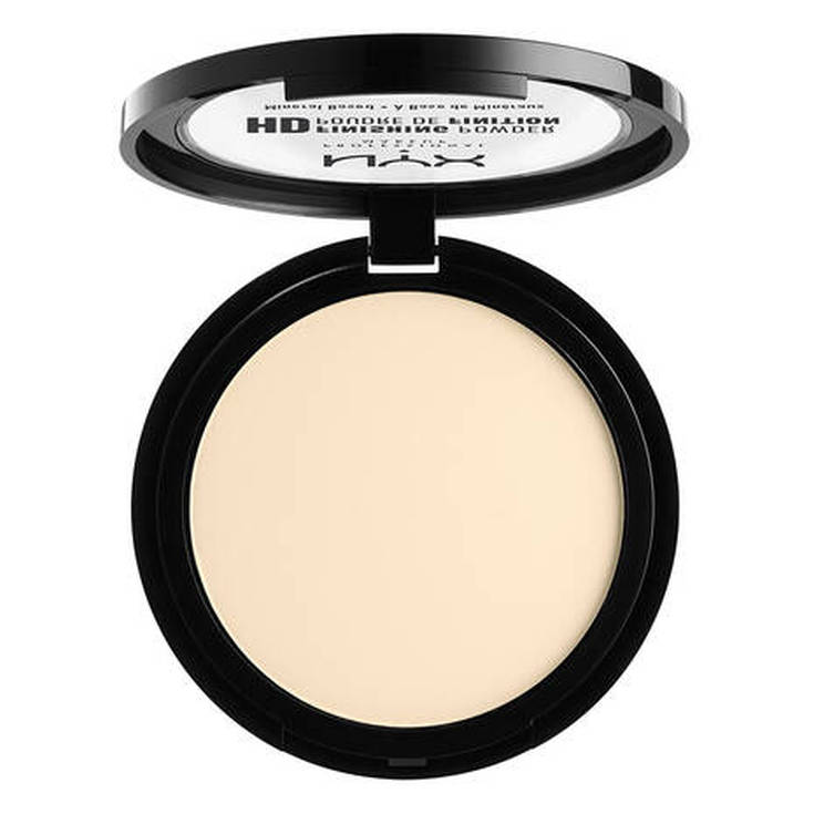 nyx high definition finishing powder polvo fijador maquillaje