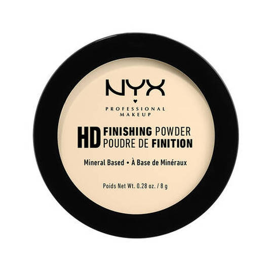 nyx high definition finishing powder polvo fijador maquillaje