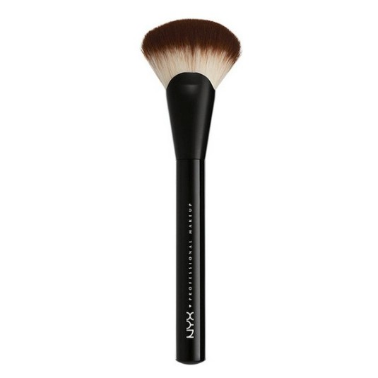 nyx pro fan brush brocha abanico