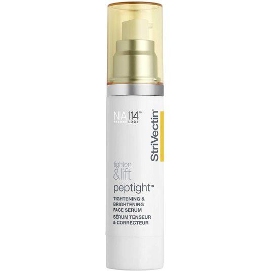 strivectin peptight tightening & brightening face serum 50ml