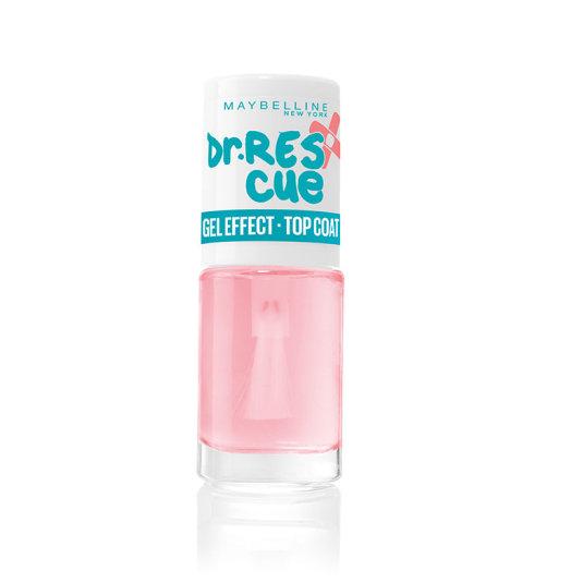 maybelline tratamiento de uñas dr. rescue gel effect-top coat